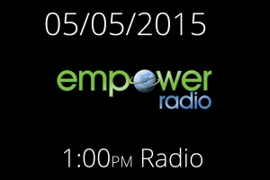 (Live) Journey to the Center on Empower Radio