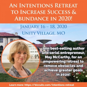 Intentions Retreat to Increase Success & Abundance in 2020!
